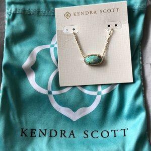 """NWT Kendra Scott Elisa Pendant necklace 15"""""""